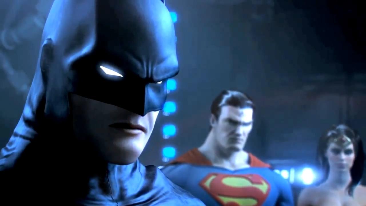 Dc Universe : Justice League Fragmanı