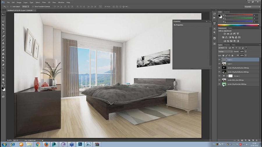 3Ds Max Vray Render ile İç Mekan ve 360 Panoramik Render Webinarı Videosu