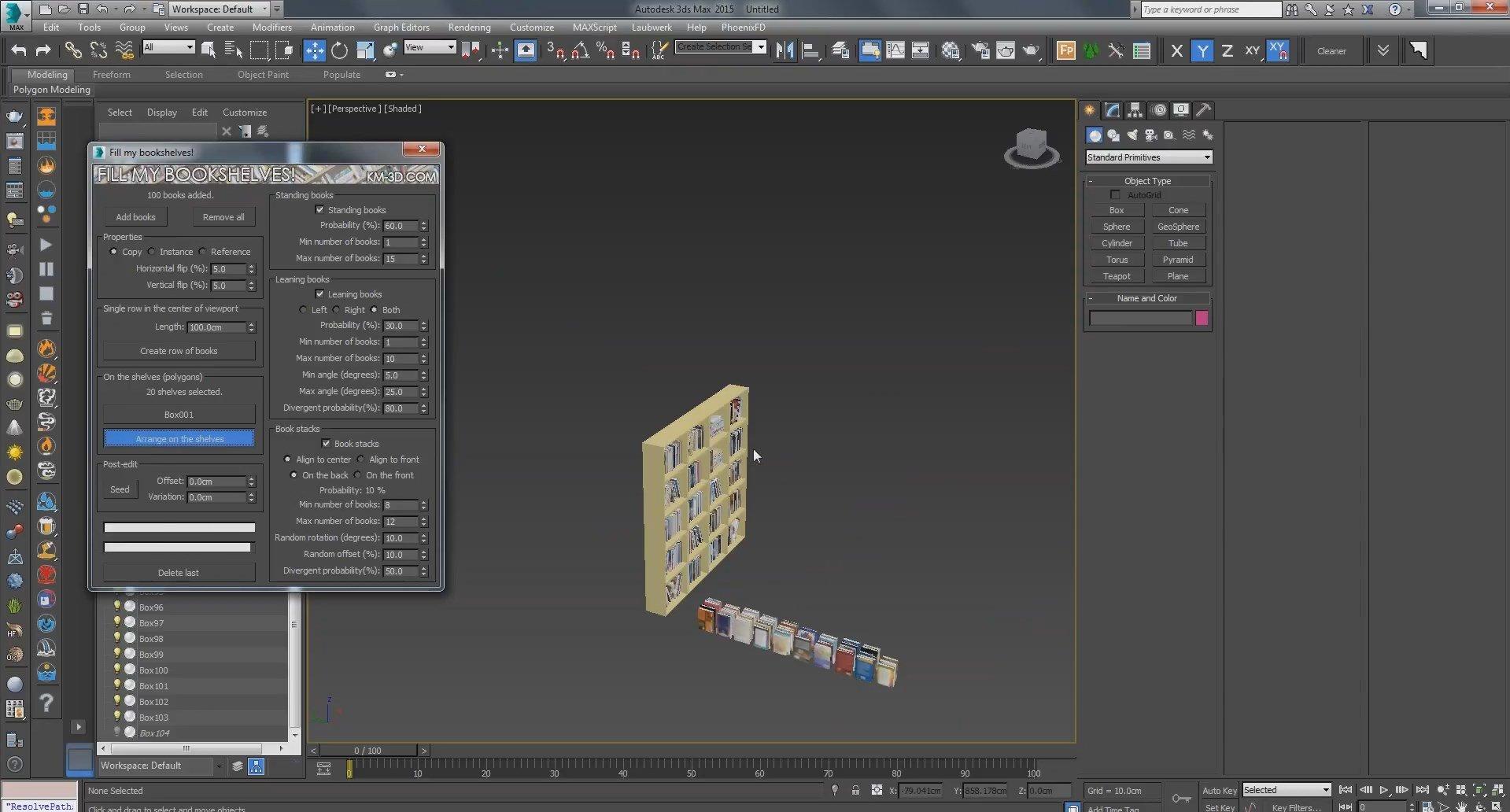 3ds Max ile Script ve Eklentilerin Kullanımı Eğitimi